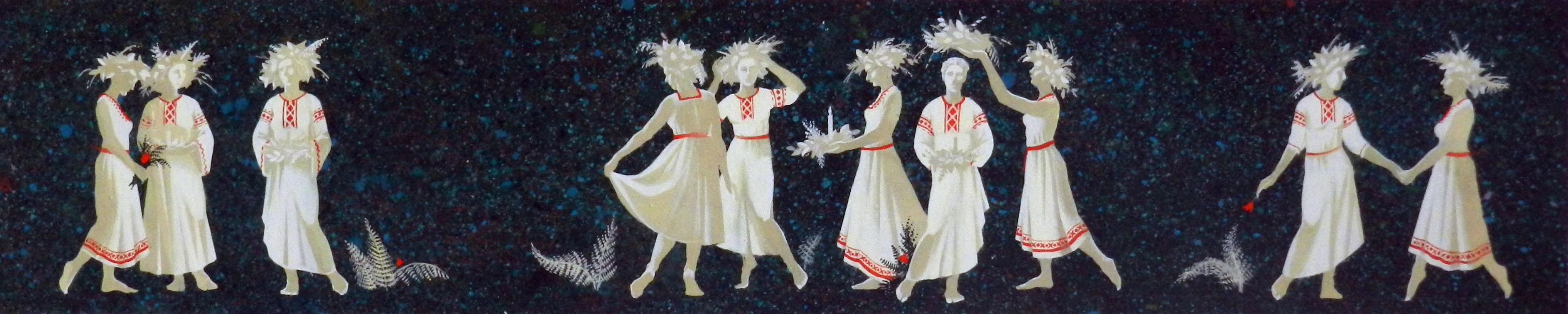 Vladimir Vladislavovich Vidyaykin. Dance