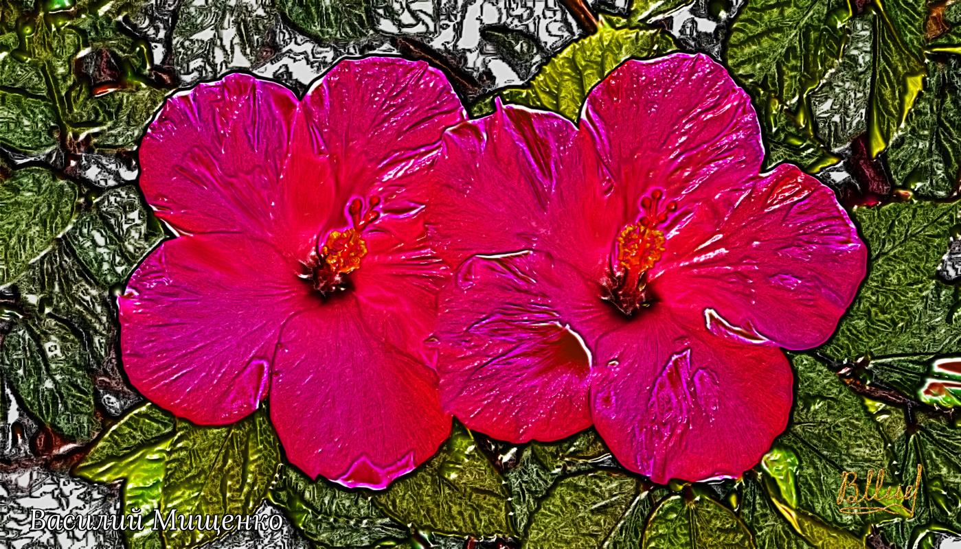 Vasiliy Mishchenko. Flowers 0126