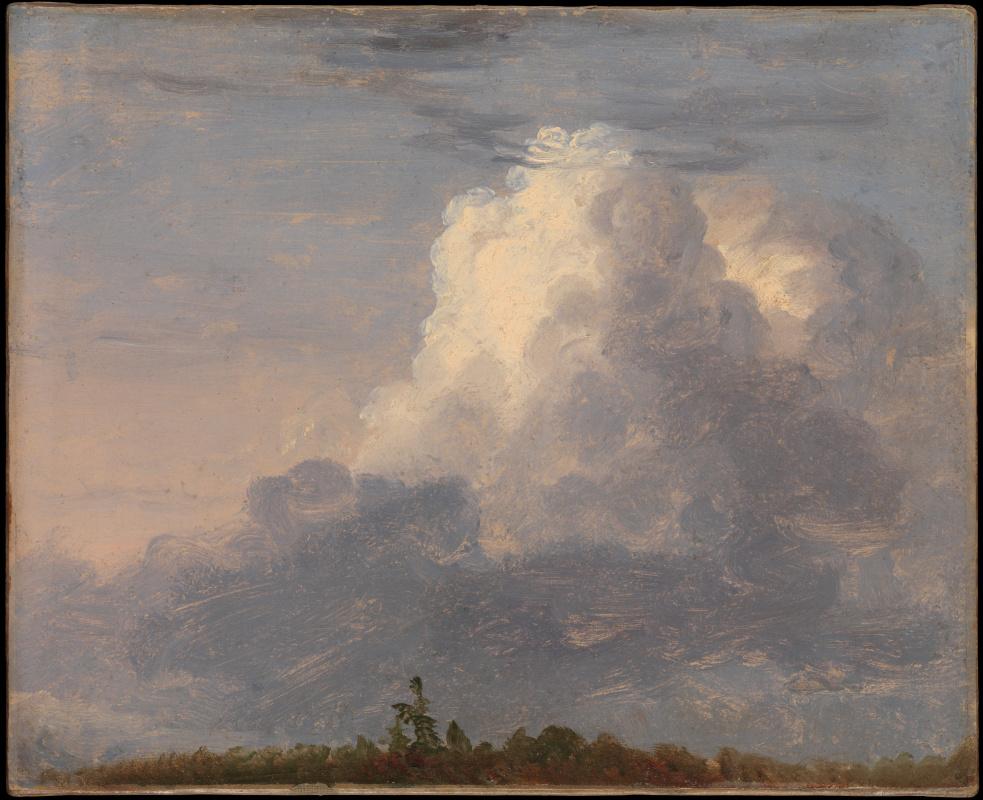 Томас Коул. Облака