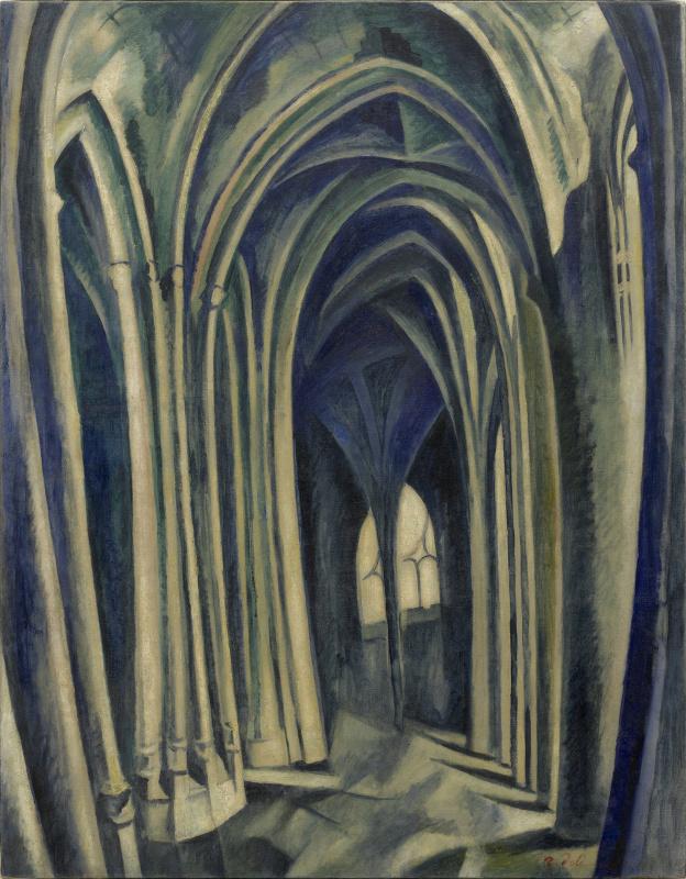 Robert Delaunay. Saint Severin III