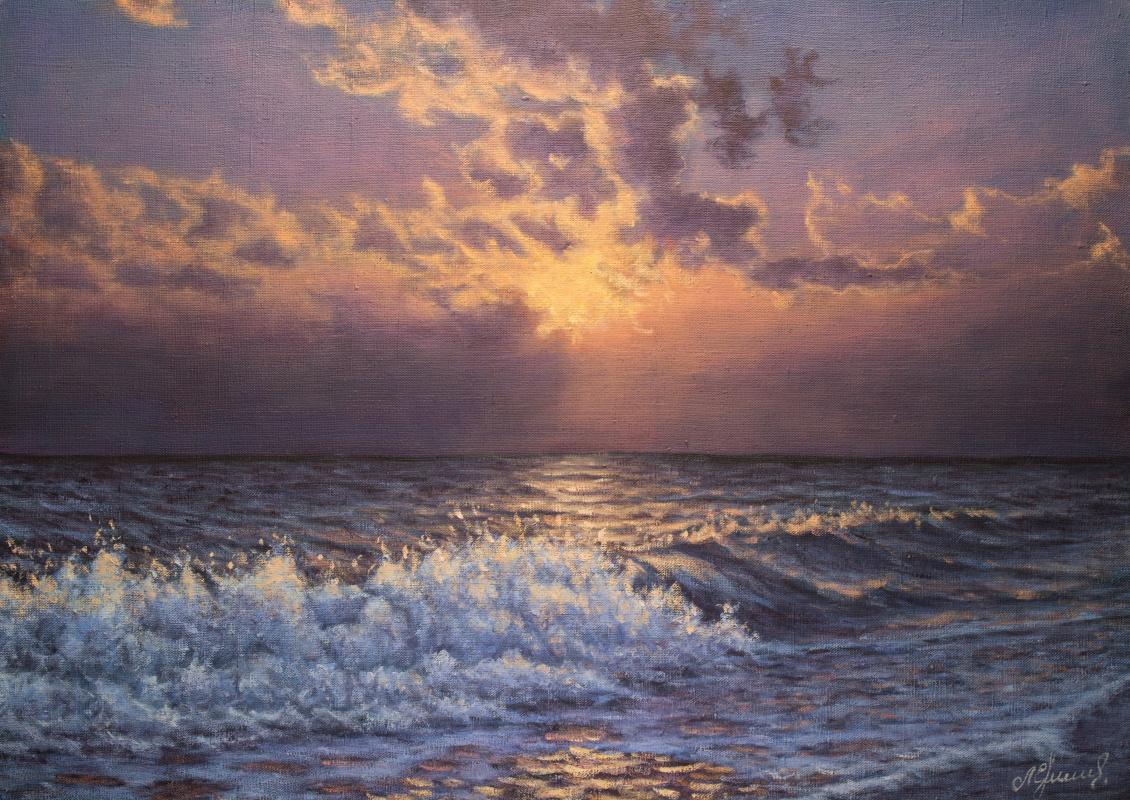 Valery Levchenko. No. 518 Seascape.