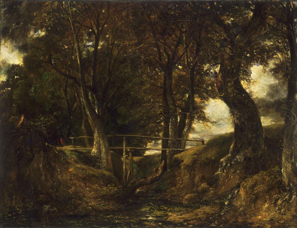 John Constable. Hollow Park Helmingham