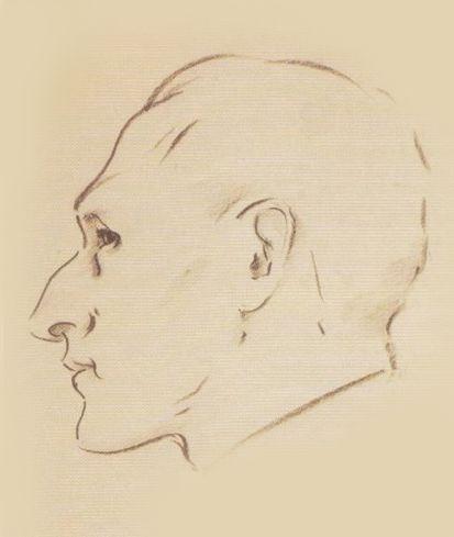 Евгений Евгеньевич Климов. Портрет Ю.Г.Рыковского