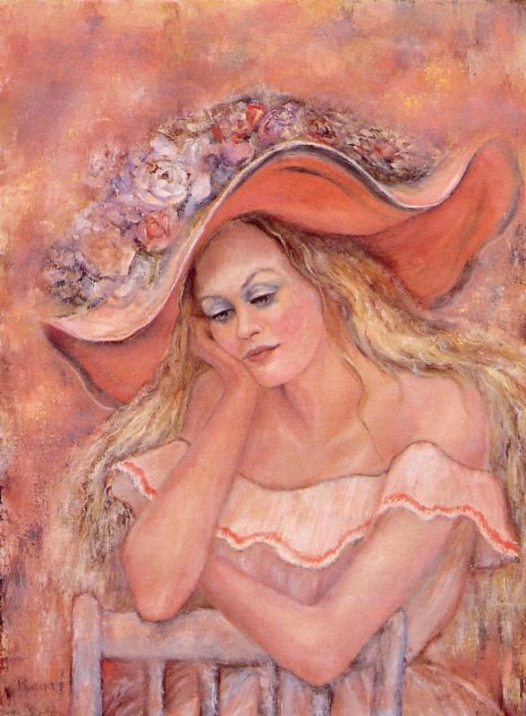 Мари Сью Бага. Летние мечты