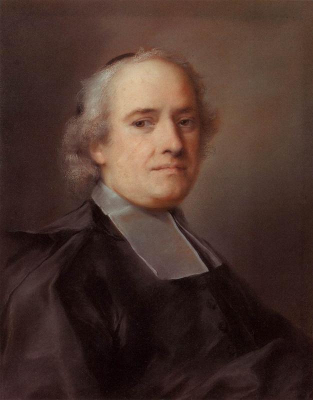 Розальба Каррьера (Каррера). Портрет французского консула Жана Ле Блона