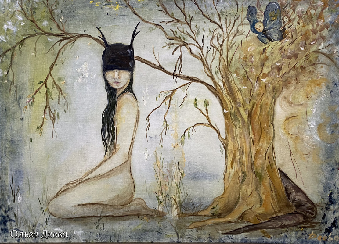 Olga Deeva. Vanity fair