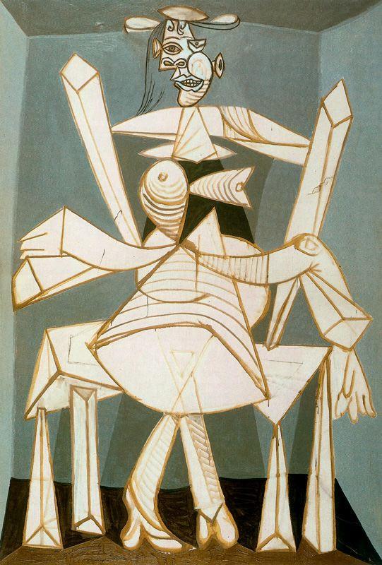 Пабло Пикассо. Сюжет 115