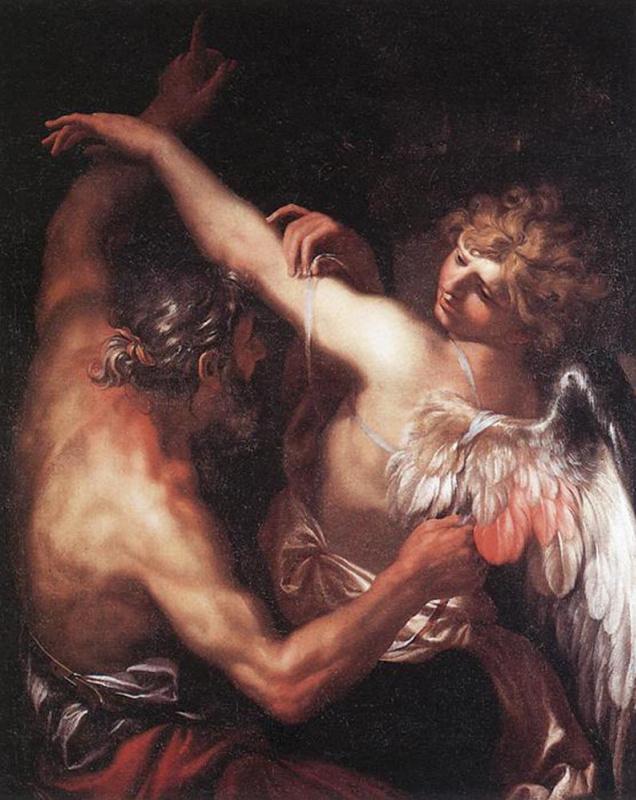 Доменико Пиола. Дедал и Икар