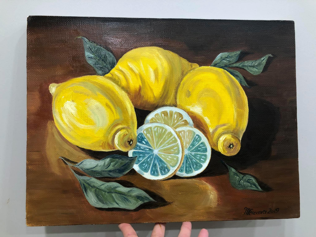 Maria Grekova. Lemonade