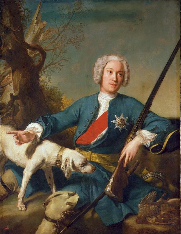 ЖАН-МАРК НАТЬЕ. Князь А.Б. Куракин. 1728