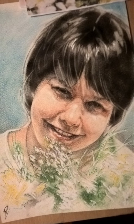 Anatoly Alexandrovich Rybakov. Svetlana