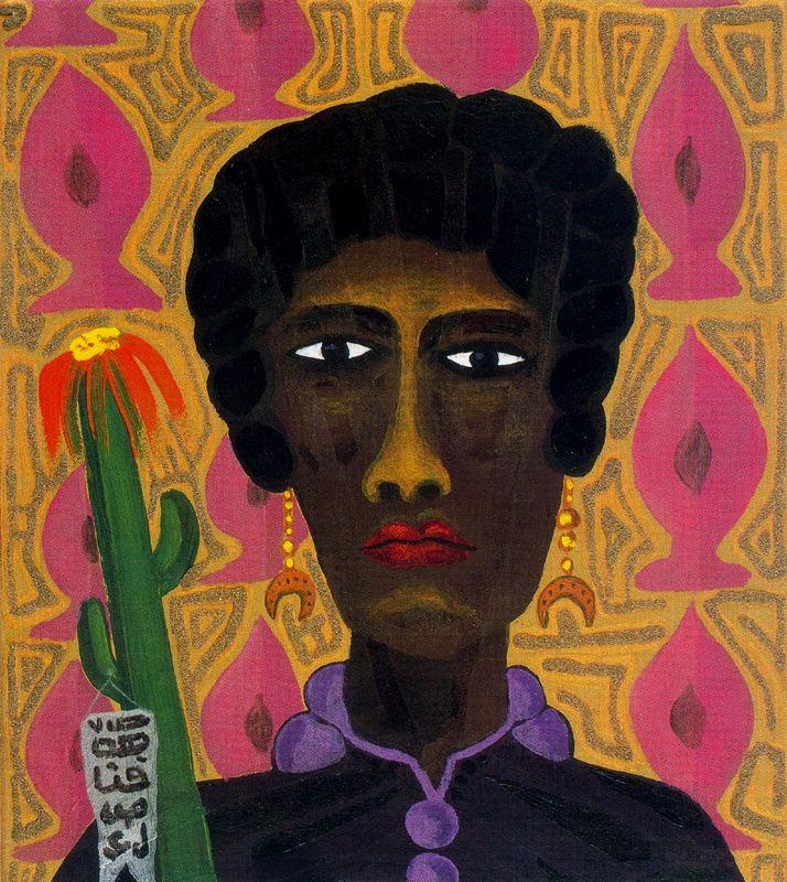 Фатхи Хасан. Портрет 8