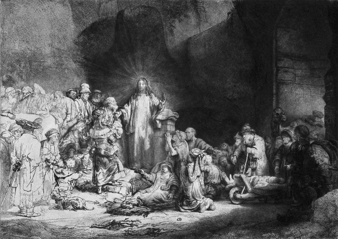 Рембрандт Харменс ван Рейн. Величие