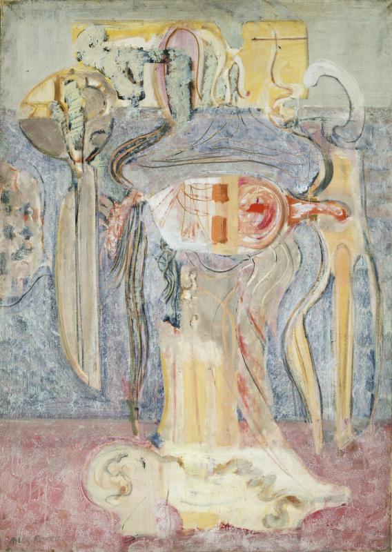 Rothko Mark. The sacrificial moment