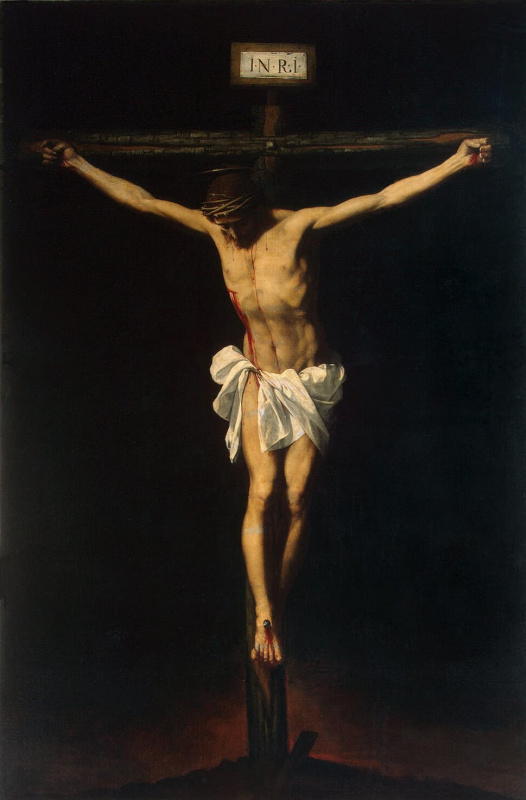 Alonso Cano. The crucifixion