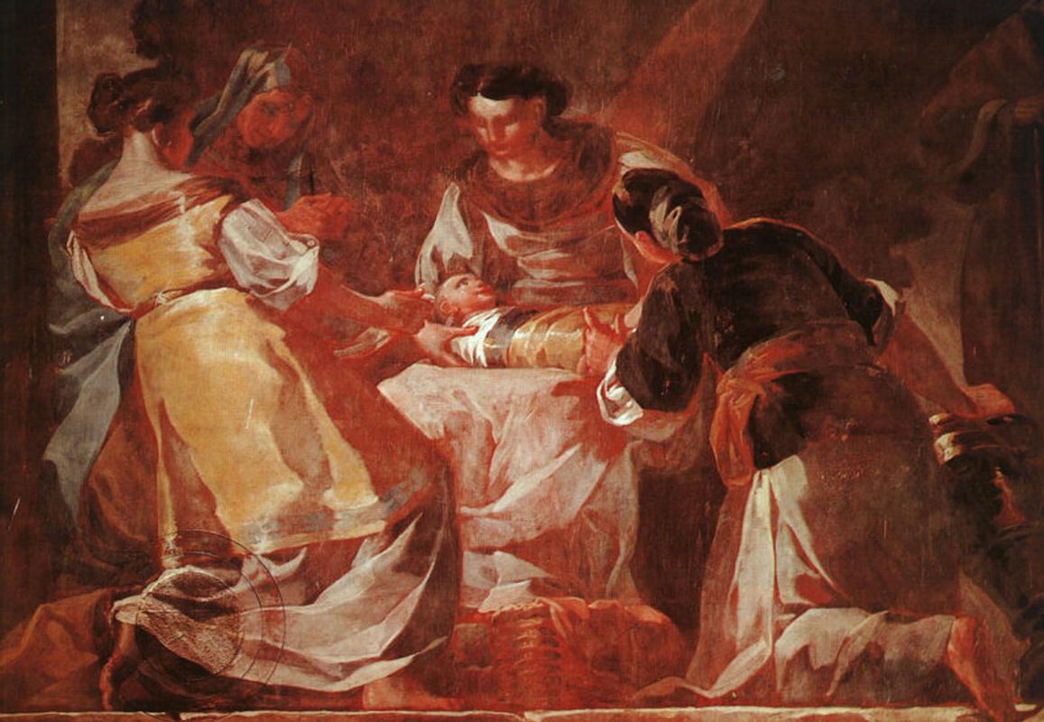 Франсиско Гойя. Рождение Богородицы
