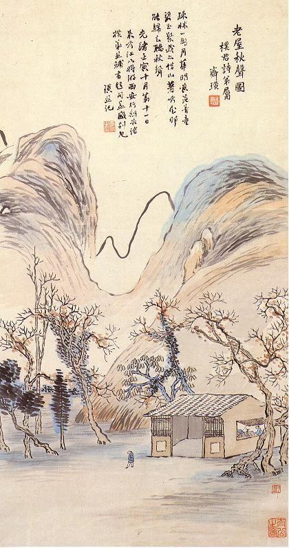 Qi Baishi. House