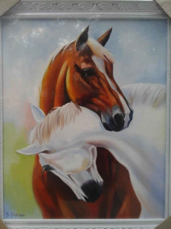 Сергей Бурлаку. Лошади