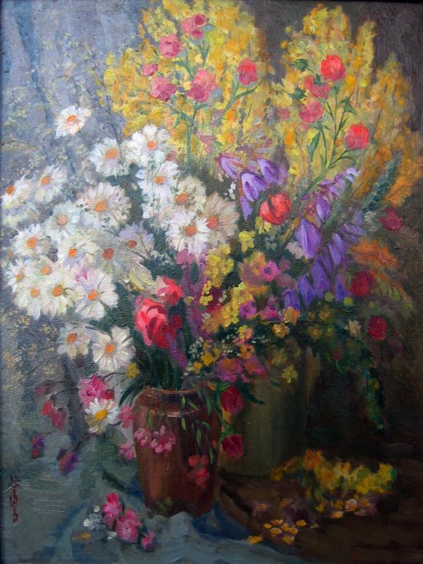 Ваган Аветикович Кажоян. Полевые цветы