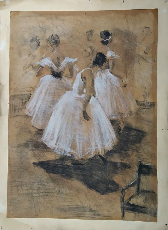 Victor Mikhailovich Oreshnikov. Ballet