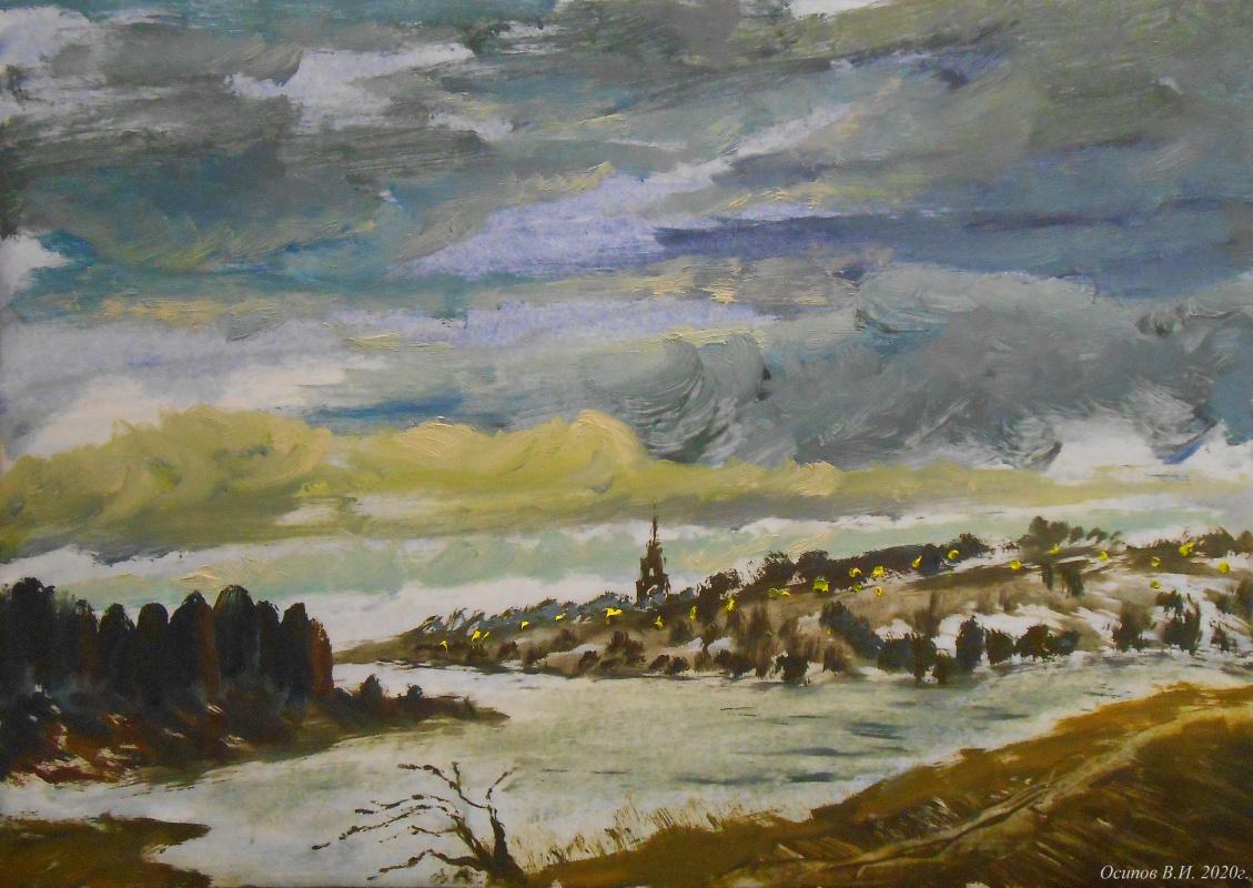 Владимир Иванович Осипов. Lights