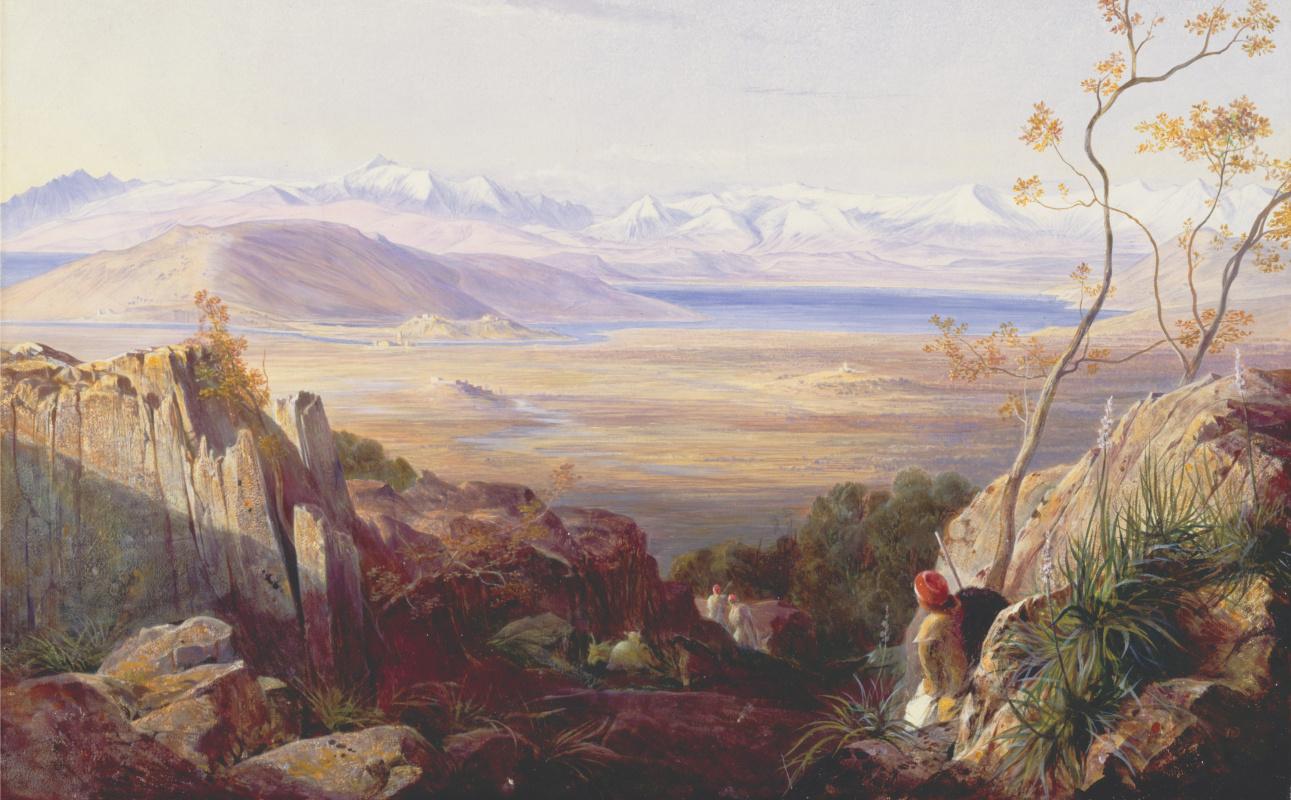 Эдвард Лир. Butrinto, Albania