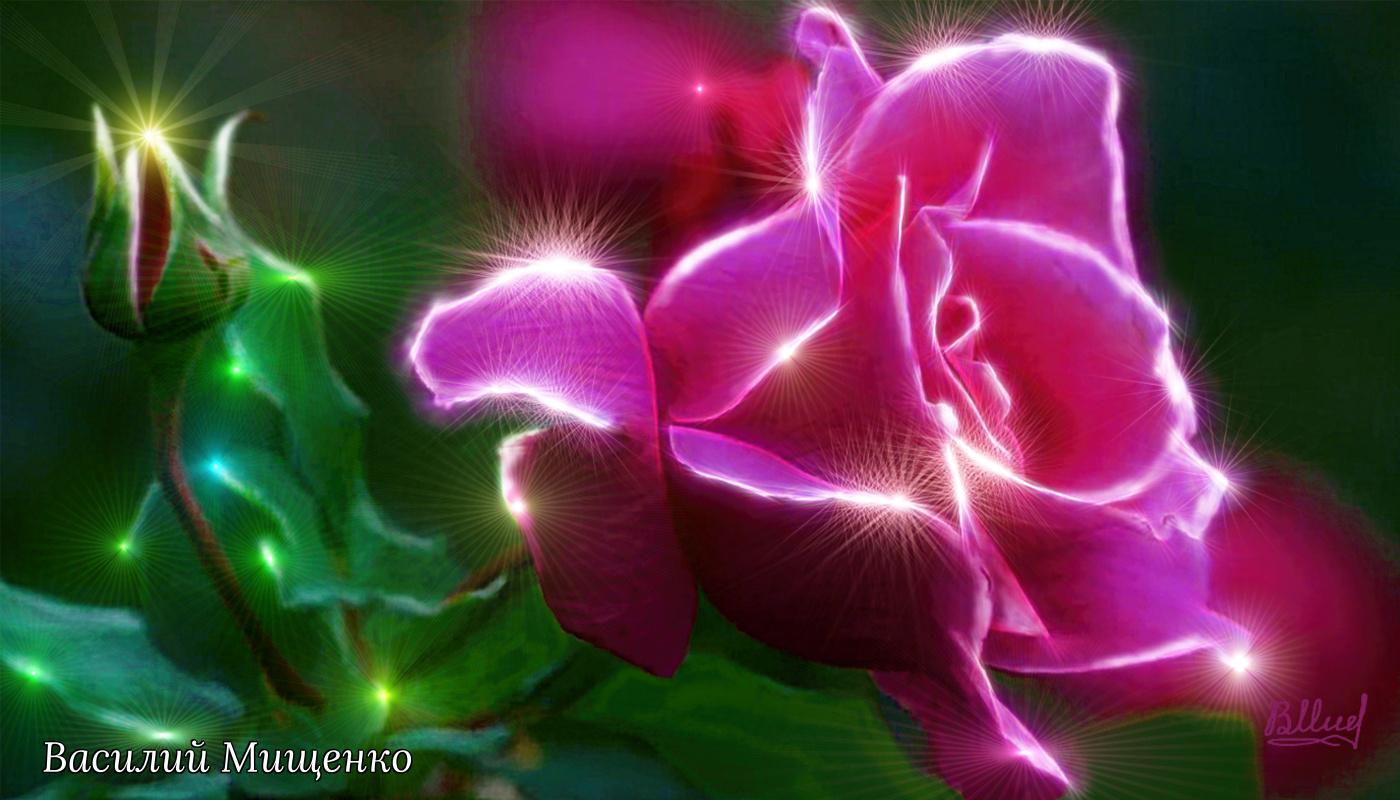 Vasiliy Mishchenko. Flowers 028