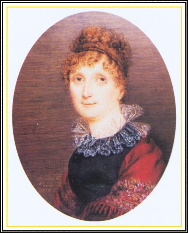 Анна Клейпул Пил. Женский портрет