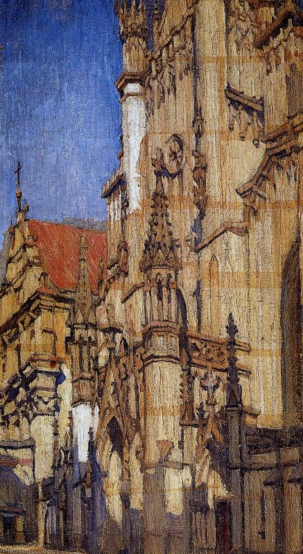 Александр Стурманн. Кафедральный собор в Варшаве