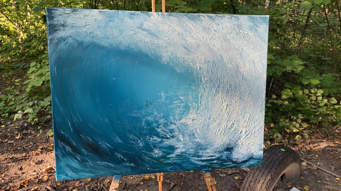 Tanya Miroshnik. Wave
