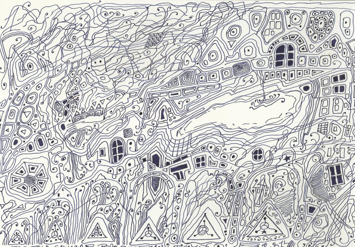 Alexandr Glukhov. Composition 2014