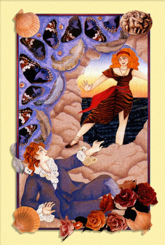 Лора Розэно. Синяя птица и другие сказки 09