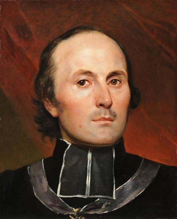 Портрет аббата