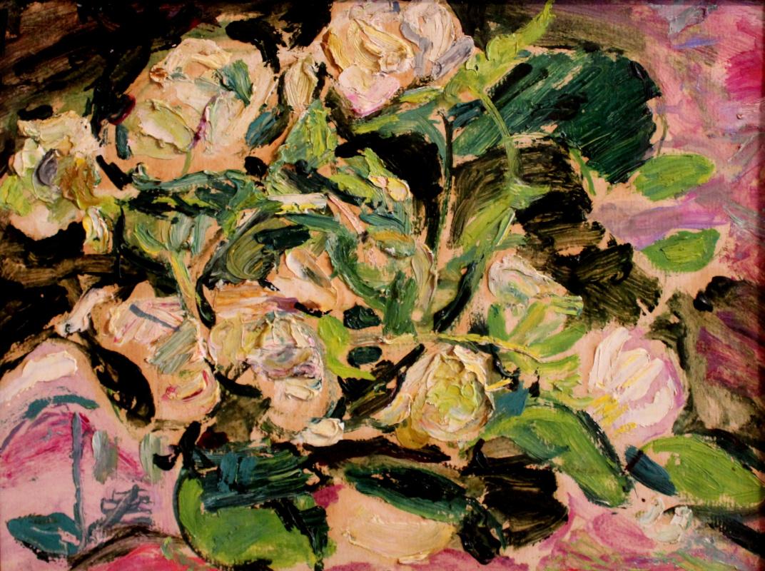 Victor Fedorovich Chudin. Flowers
