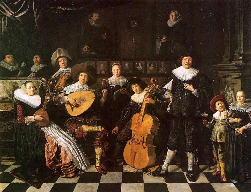Jan Mince Molinar. Music family