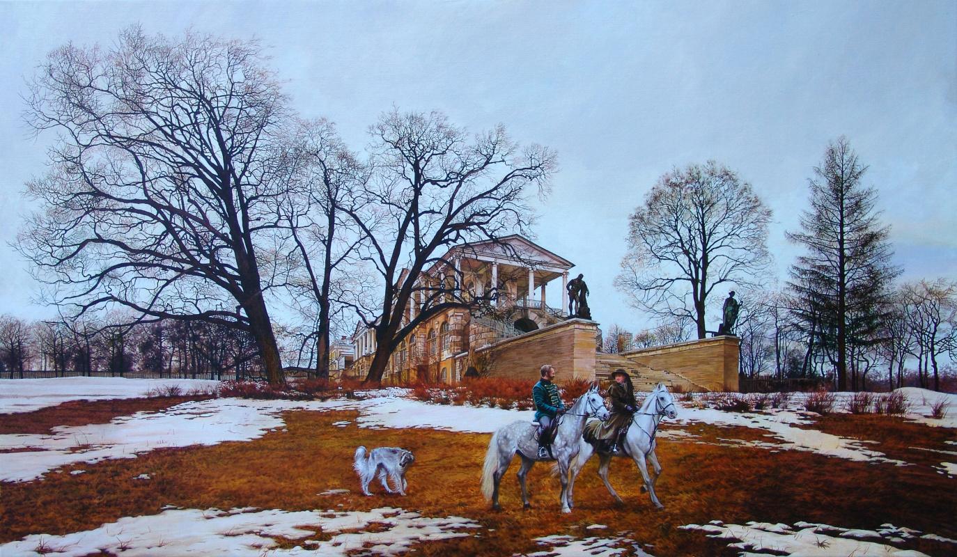 Roman Bondarenko. Tsarskoe Selo