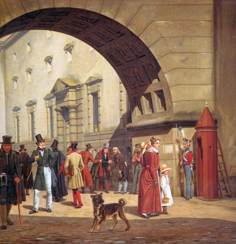 Martinus Rorby. Prison