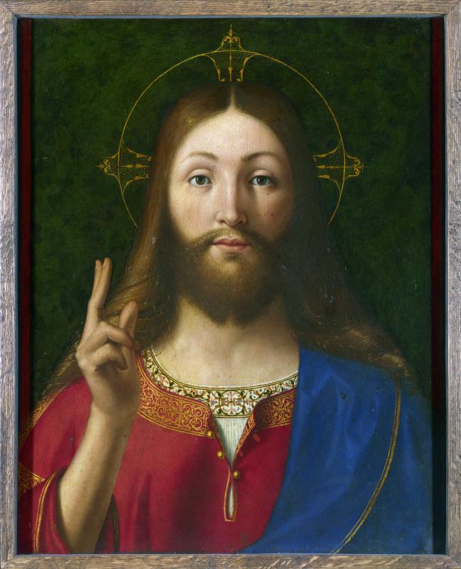 Андреа Превитали. Благословение Христа