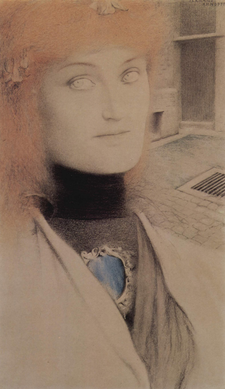 Fernand Khnopff. Who will save me