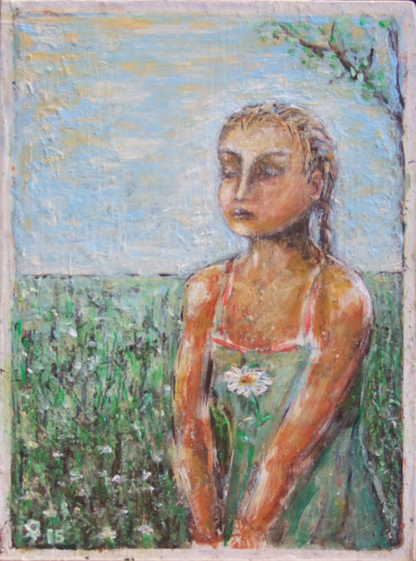 Андрей Харланов. Daisies