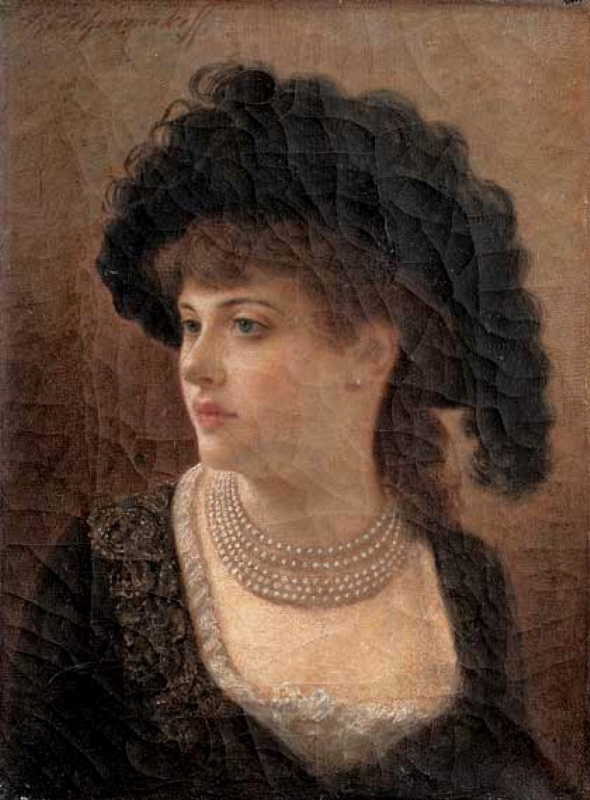Fedor Petrovich Chumakov. Women's porter.