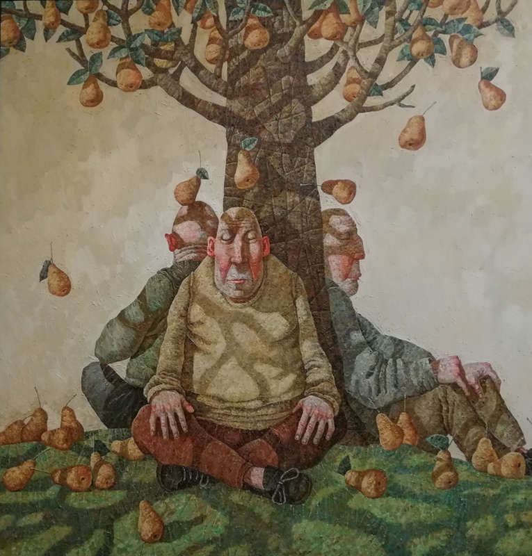 Sergey Viktorovich Merenkov. Knowing the tree by its fruits