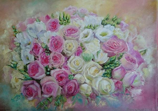 Evgeny Vladimirovich Terentyev. Bouquet