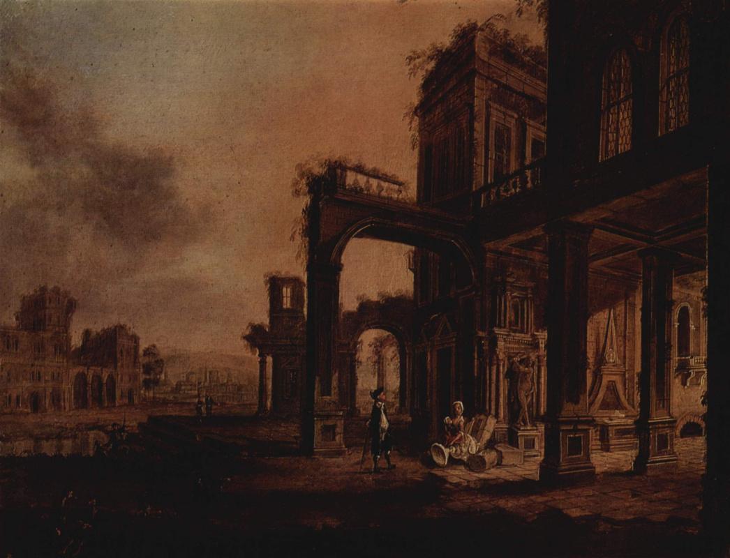 Christian Stöcklin. Palace