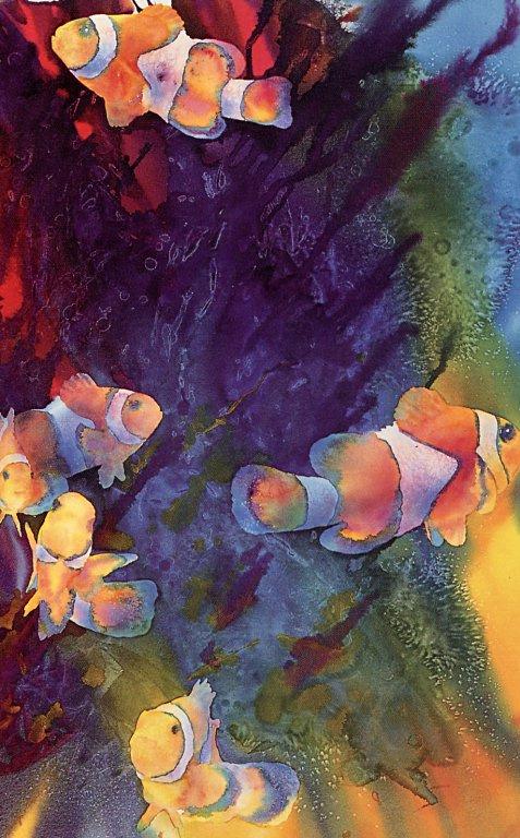 Мин Ма. Рыбы