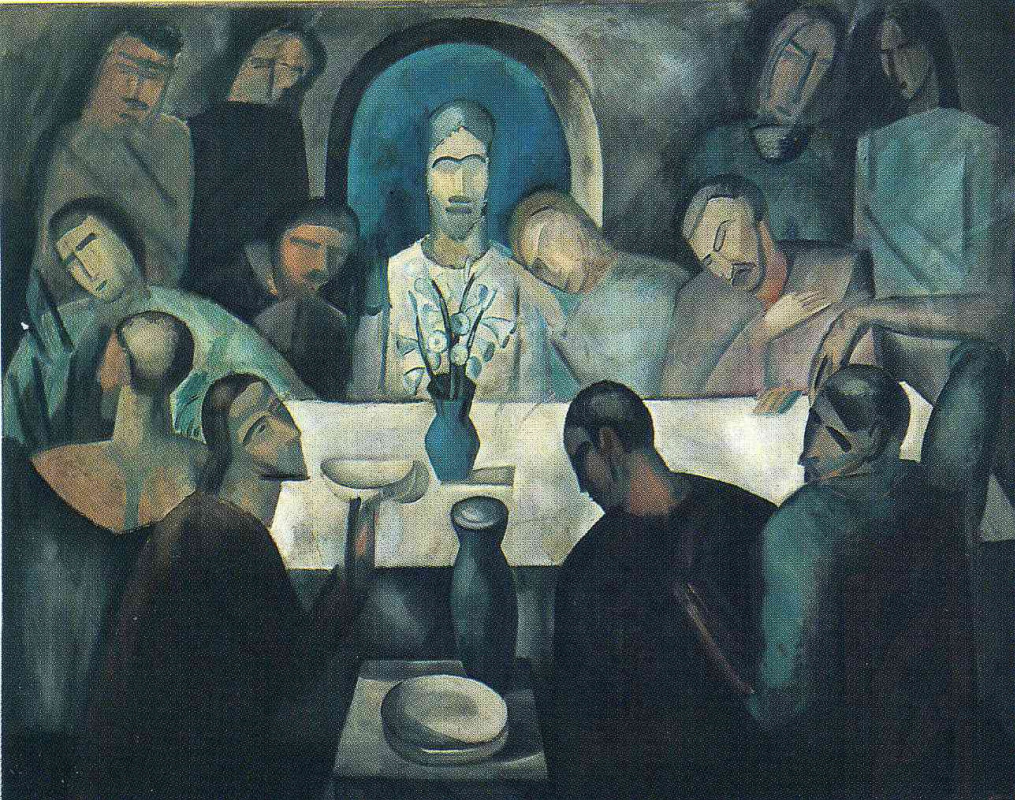 the last supper of jesus by andre derain history analysis facts