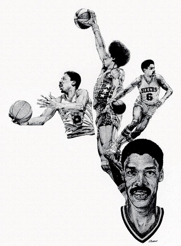Стивен Кусано. Баскетбол