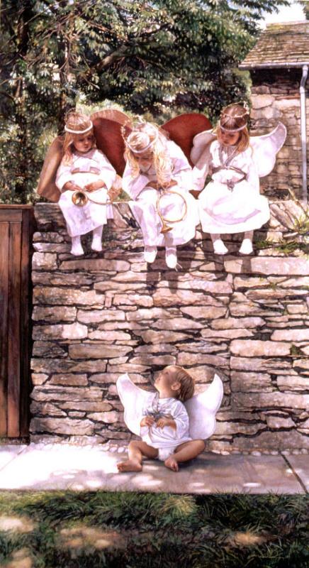 Стив Хэнкс. Ангелы