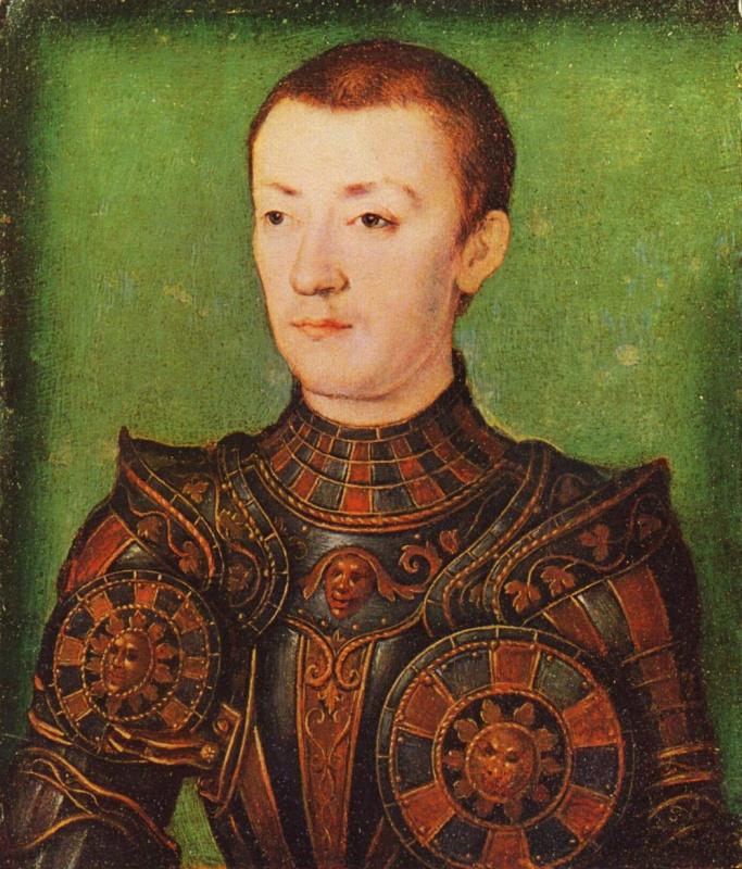 Cornel de Lyon. Portrait of a man