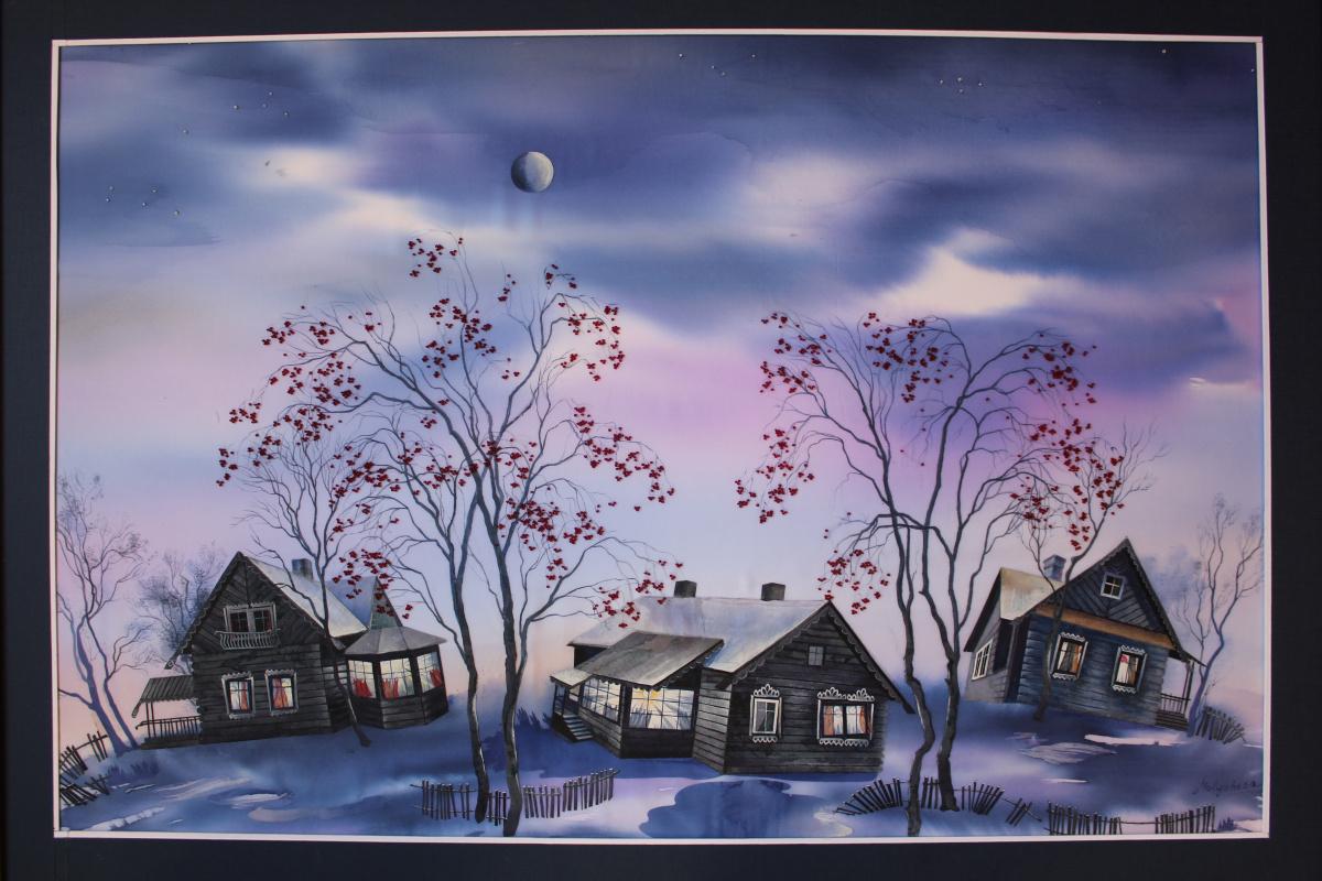 Tatiana Malysheva. Houses